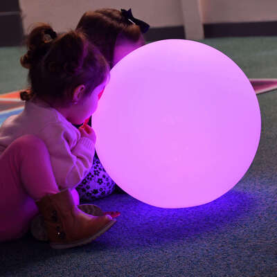 Sensory Mood Light Ball 400mm