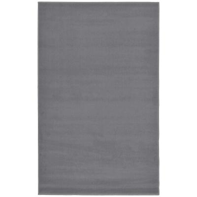Plain Rug 80x150cm - Colour: Grey