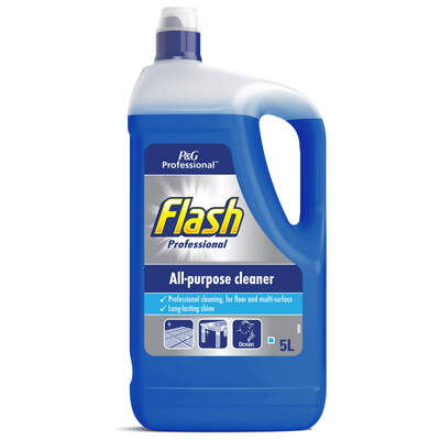 Flash All Purpose Cleaner Ocean 5 Litre