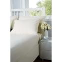Everyday Pillow Case Ivory Pair 50cm x 75cm