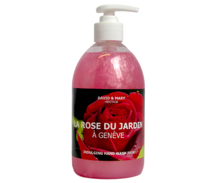 Gompels Luxury Hand Soap Rose 6x500ml