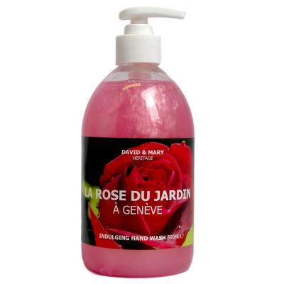 Gompels Luxury Hand Soap Rose 6x500ml