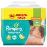 Buy 2 Packs Save £2 Pampers Size 4