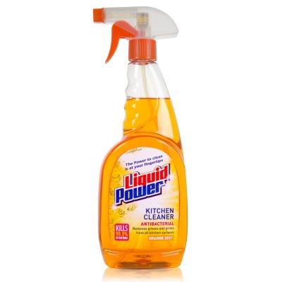 Liquid Power Kitchen Cleaner 750ml 6 Pack