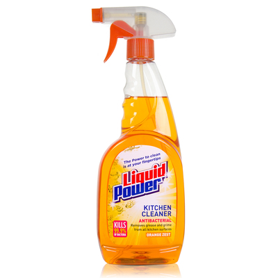 Liquid Power Kitchen Cleaner 750ml x 6