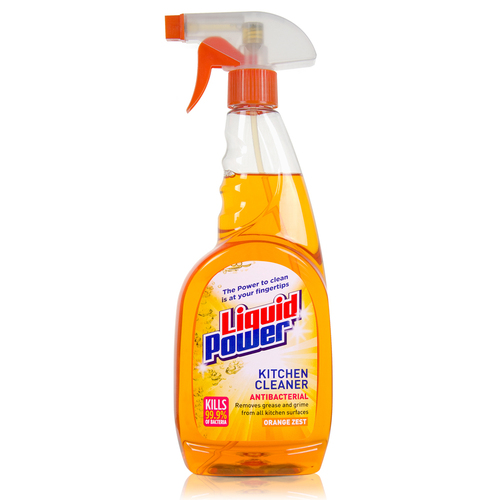 Liquid Power Kitchen Cleaner 750ml X 6