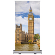 Big Ben Pop-Up Poster With Carry Case 1m x 2m