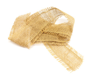 Jute Ribbon 70mm x 5m