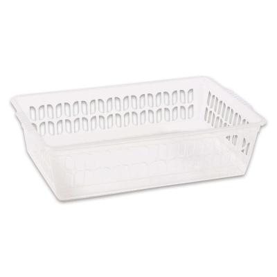 Small Storage Basket Clear