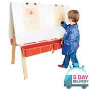Four Child Easel