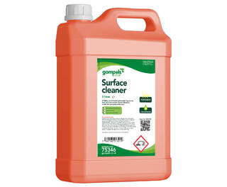 Gompels Concentrated Floor and Hard Surface Cleaner 5l