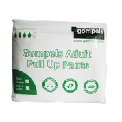 Gompels Adult Pull Up Medium 14