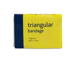 Triangular Bandage Single Use 90cm x 127cm