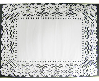 "Tray Papers 12"" x 16"" White 1000"