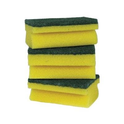 Sponge Scourers 5 Pack