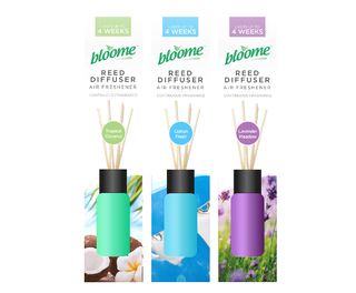 Fragranced Reed Diffusers 50ml