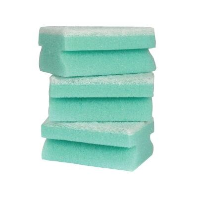 Non Stick Scourers 5 Pack