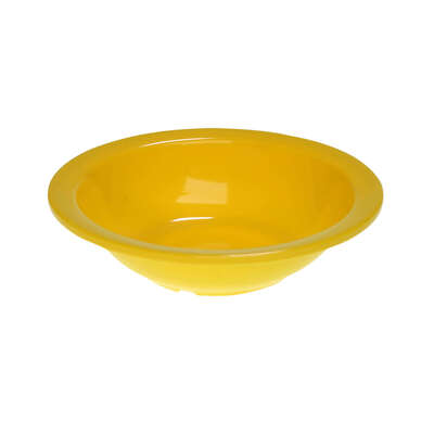 "Gompels Super Tuff Bowl 6"" / 150mm 12pk - Colour: Yellow"