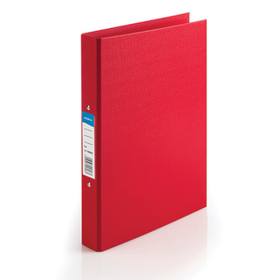 A4 Ring Binder - Colour: Red