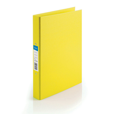 A4 Ring Binder - Colour: Yellow