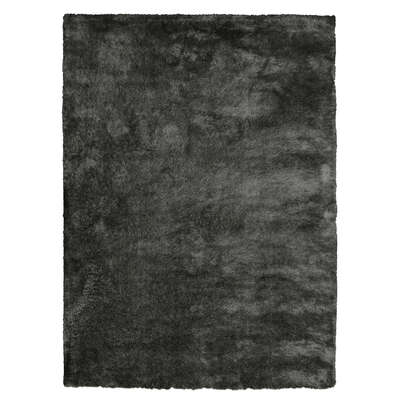 Shimmer Rug 80x150cm - Colour: Charcoal