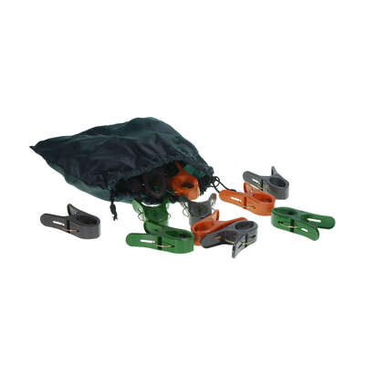 Large Camo Pegs 20 Pack