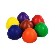Chunky Egg Crayons x 8