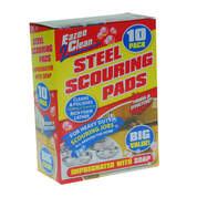 Soap Filled Scourer Pads 10 Pack