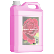 Soclean Luxury Hand Soap Rose 2x5l