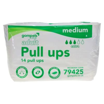 Gompels Adult Pull Ups Medium 14