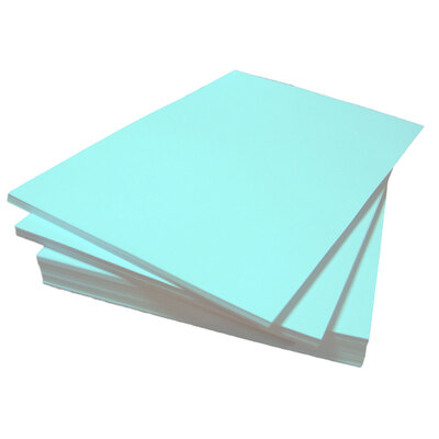 A4 Coloured Paper 80gsm 500 Sheets - Colour: Blue