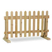 Wooden Outdoor Movable Fence Panel
