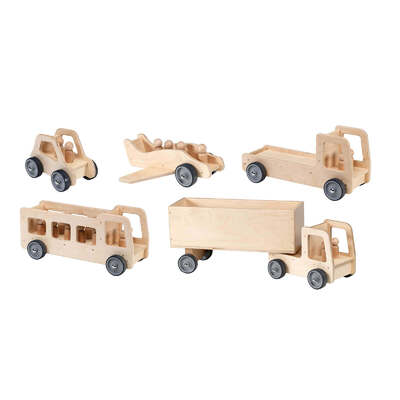 Giant Vehicle Set