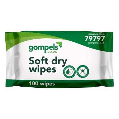 Standard Soft Wipes 100
