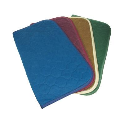 """Chair Pad 21"""" x 22"""" - Colour: Blue"""