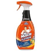 Mr Muscle Washroom Cleaner 750ml 6 Pack