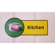 Premium Kitchen Sign