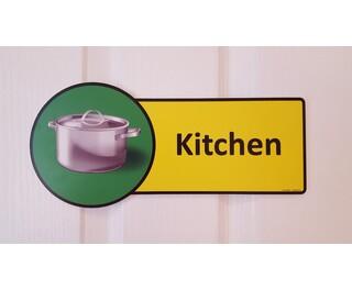 Premium Kitchen Sign