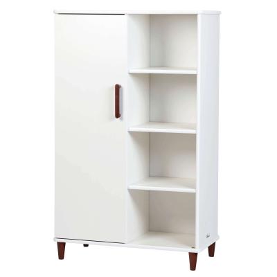Single Cupboard Door Unit White