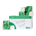 Loose Leaf Toilet Tissue 2ply 36x250