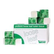 Loose Leaf Toilet Tissue 2ply 36x250