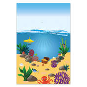 Small World Play Mat Under The Sea 150cm x 100cm