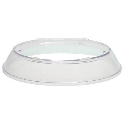 Plate Cover Polycarbonate 220mm