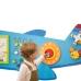 Aeroplane Wall Toy