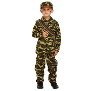 Early Years Army Costume