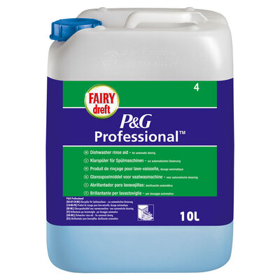 Fairy Expert Dishwasher Rinse Aid 10l