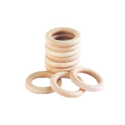 Wooden Napkin Ring 56mm 10 Pack