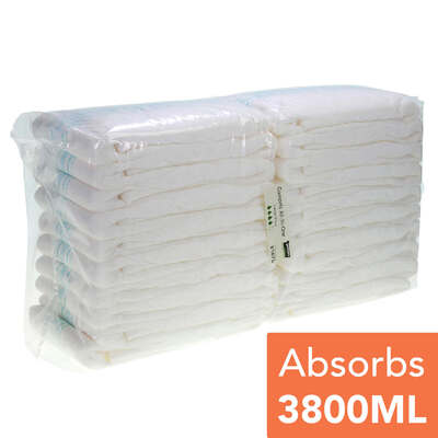 Gompels All-in-One Adult Diaper Large Plus 20