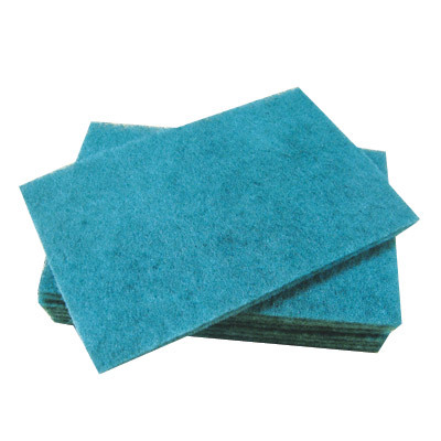 Green Scouring Pads 10 Pack