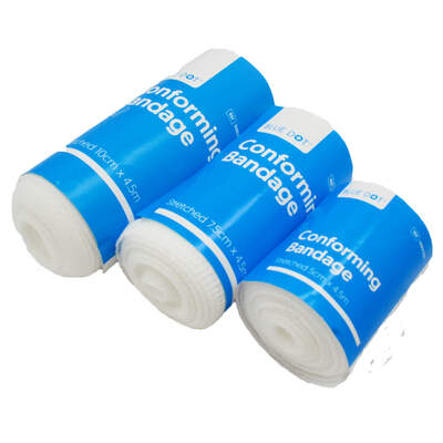 Conforming Bandage 10cm x 4.5m